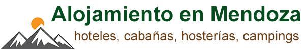 Hoteles y cabañas en Mendoza